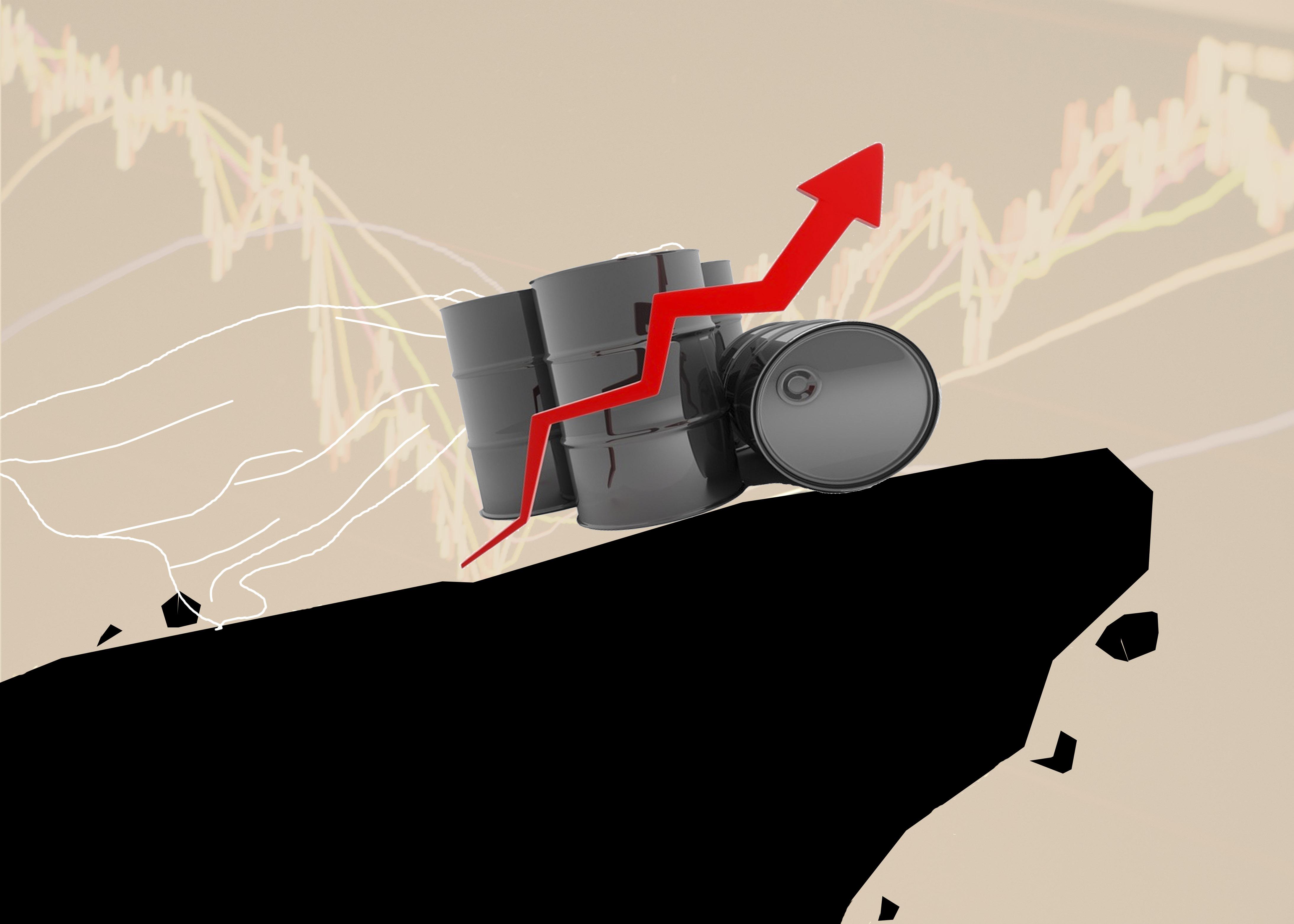 需求增供应降  原油收盘价格上涨